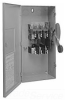 Single Throw Safety/Disconnect Switch -- DH326FRK