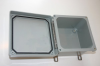 Bud Industries Inc. - NEMA 4X Fiberglass Electrical Boxes -- NF-6611