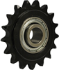 Ball Bearing Idler Sprockets with Hardened Teeth - Image