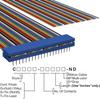 Rectangular Cable Assemblies -- C4PXS-4006M-ND -Image