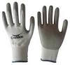 Cut Resistant Gloves,Gray/White,L,PR -- 19L418