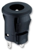 LUMBERG - 1610 01 - CONNECTOR, POWER ENTRY, 1A -- 175376 - Image