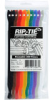 Rip-Tie Lite - Rainbow Pack - 8 Inches