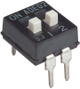 DIP Switches -- 450-1363-ND -Image