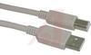 PREMIUM USB TYPE A - B CABLE, 2.0M -- 70126297 - Image