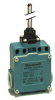 Global Limit Switches Series GLS: Wobble - Coil Spring, 1NC 1NO Slow Action Make-Before-Break (M.B.B.), 20 mm, Gold Contacts -- GLEC34E7B