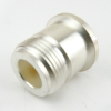 N Female (Jack) Connector Field Replaceable 7 Hole Flange (Panel Mount)