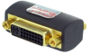 Atlona AT14043 DVI Female to DVI Female Adapter - 24k Gold P -- AT14043 - Image