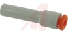 Fitting, mini plug-in reducer, for 1/4 in fitting, 1/8 in tube -- 70071377 - Image