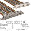 Rectangular Cable Assemblies -- M3FFK-5020K-ND -Image