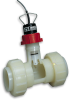 Pure PVDF Flow Monitoring System -- FP-5100 - Image