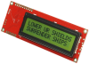 Display Modules - LCD, OLED Character and Numeric -- LCD-09393-ND