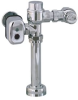 ZURN METROFLUSH® ZEMS CONNECTED, EXPOSED SENSOR HARDWIRED PISTON WATER CLOSET FLUSH VALVE -- ZEMS6200-IS-W1 -- View Larger Image