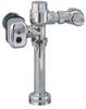 ZURN METROFLUSH® ZEMS CONNECTED, EXPOSED SENSOR HARDWIRED PISTON WATER CLOSET FLUSH VALVE -- ZEMS6200-IS-W1 -Image