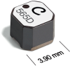 LPS4040 Series Low Profile Shielded Power Inductors -- LPS4040-224 -Image