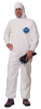 Coverall With Zipper Front with Hood -- 32053