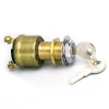 Ignition Switch, 3-position -- M-550