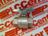 BALL VALVE CARBON STEEL 1IN NPT -- 1F602CSRCS1200CW