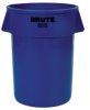 Blue 44 Gallon Brute® -- 8147