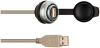 MSDD pass-through USB f.A/0.6m cable -- 4000-73000-0050000