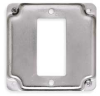 Cover,4x4,GFCI Receptacle -- 5AA26