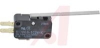 Switch,Miniature,Snap Action,SPDT,Solder-Q.C.TERM.,LONG HINGE LEVER,STD.LOAD ACT -- 70176093
