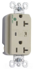 Surge Suppression Receptacle -- 8300-ISP