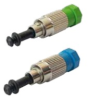SinglemodeThreaded Nut Plug TypeAttenuator -- FC APC