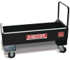 Heavy Duty Low Profile Chip Cart -- L43 Series