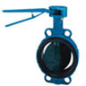 Butterfly Valve Sylax® Wafer & Lug Style SYLAX® WAFER (DI) Butterfly Valves -- SYLAX® WAFER (DI) -Image