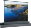 Floor Mounted Electric Screen -- Ascender® Electrol®