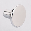 Chrome-Plated Brass Knob -- 8197-10