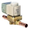 Solenoid Valves, Fluorinated Refrigerants, EVR, normally closed (NC), EVRH, solenoid valves for R410A/R744 -- 032G1056
