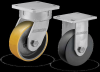 Contender™ Kingpinless Casters -- 610 Series -- View Larger Image