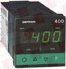 GEFRAN 400-D-R-0 ( MICROPROCESSOR TEMPERATURE CONTROLLER, POWER SUPPLY 11.14VAC (22.27VAC) )