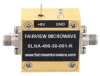 2 dB NF, 26.5 GHz to 40 GHz, Low Noise Broadband Amplifier with 11 dBm, 30 dB Gain and 2.92mm -- SLNA-400-30-001-K -Image