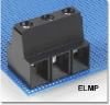 High Power Fixed Terminal Block -- ELMP Power Terminal Block Series - Image