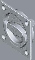 Ring handles from EMKA