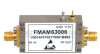 1.2 dB NF Input Protected Low Noise Amplifier, Operating from 1 GHz to 1.4 GHz with 30 dB Gain, 10 dBm P1dB and SMA -- FMAM63006 - Image
