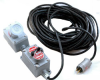 Explosion Proof 100 Foot Extension Cord with Inline Switch - 15 amp continuous service -- EPEXC-100-ILS