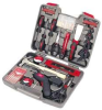APOLLO PRECISION TOOLS 144 Piece Household Tool Kit w/ 4.8V -- Model# DT8422