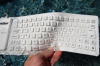 Washable Notebook-size Keyboard USB/PS2 -- KBWKFC85