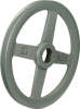 "7.75"" Spoked Cast Iron Sheave -- 8046146 - Image"