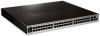 48-Port Gigabit xStack Managed L2+ Stackable Switch with 4 10G SFP+ ports -- DGS-3420-52T