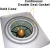Gold Cone® Cartridge -- 205635-001 - Image