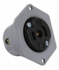 Locking Flanged Receptacle Outlet -- ML214