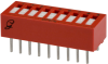 DIP Switches -- GH1269-ND