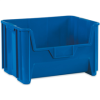 "19 7/8"" x 15 1/4"" x 12 7/16"" Blue - Giant Stackable Bins -- BING110 -- View Larger Image"