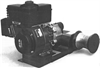 Utility Capstan Gasoline Engine Powered Winch-Hoist -- Model GA3