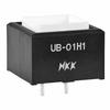 Panel Indicators, Pilot Lights -- UB01KW035C-ND - Image